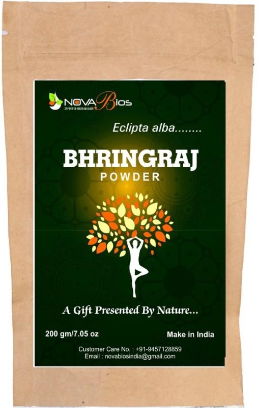 Nova Bios Bringraaj Powder(Light Tan)