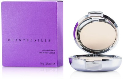 Chantecaille Compact Makeup Powder Foundation(Peach)