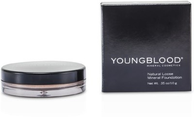Youngblood Natural Loose Mineral Foundation(Brown)