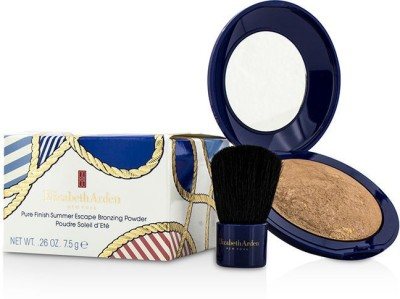 Elizabeth Arden Pure Finish Summer Escape Bronzing Powder(Brown)