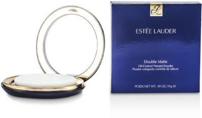 Estee Lauder Double Matte Oil Control Pressed Powder(Peach)