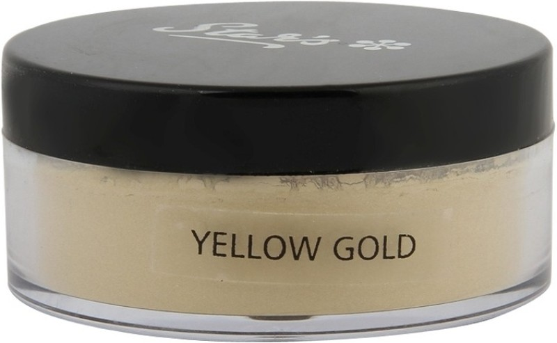 Star's Cosmetics Translucent Powder(Yellow Gold)