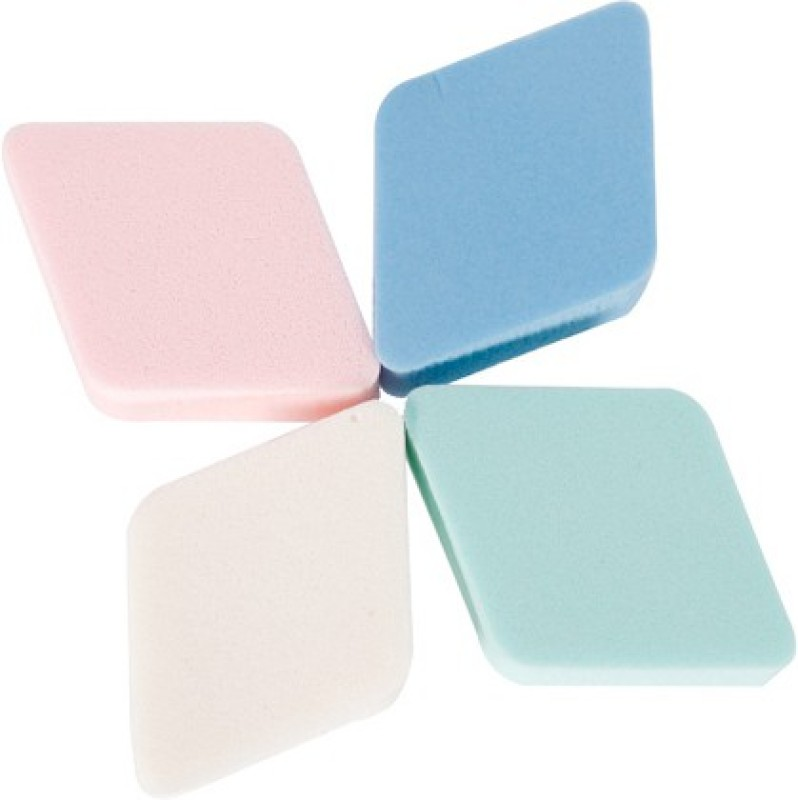 Magideal Facial Foundation Sponges(Multicolor)