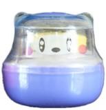 Papa Baby Powder Puff (Violet)