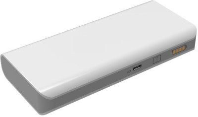 A Connect Z RM-A101 RMI Amazing - 207 10000 mAh Power Bank(White, Lithium-ion)