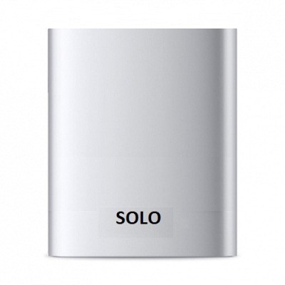 SOLO MI_91D High Quality Ultra Fast Charge 10400 mAh Power Bank(Silver)