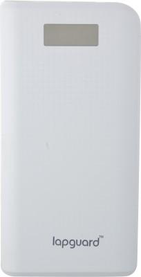 Lapguard LG807 20800 mAh Power Bank(White, Lithium-ion)