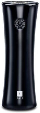 Iball PB-2200E 2200 mAh Power Bank(Black)