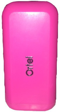 Ortel OR-0220 POWER BANK 5200 mAh Power Bank(Pink, Lithium Polymer)