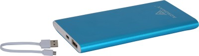 Acromax AM-50 Super Slim Compact 5000 mAh Power Bank(Blue, Lithium Polymer)