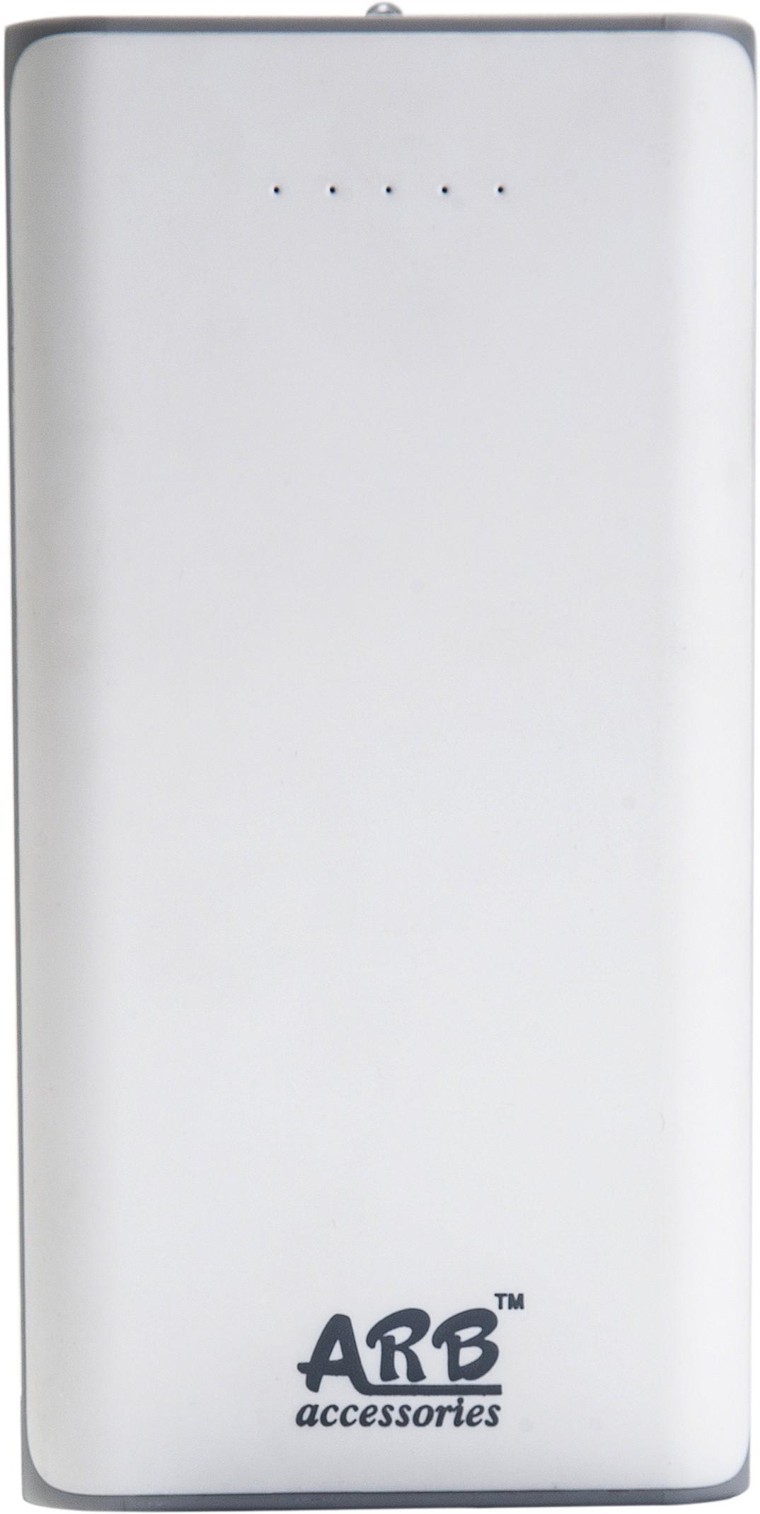 ARB AA-8 20800 mAh Power Bank(White, Lithium-ion)