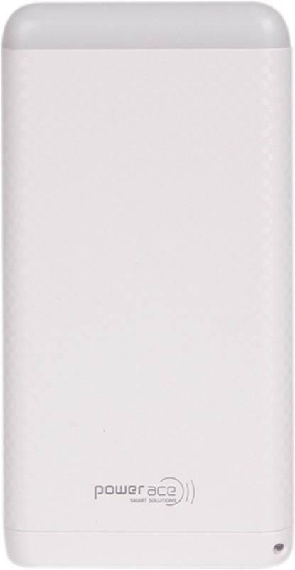 Power Ace PRP10000PLA PLA Slim Li-Polymer with LED Torch 10000...