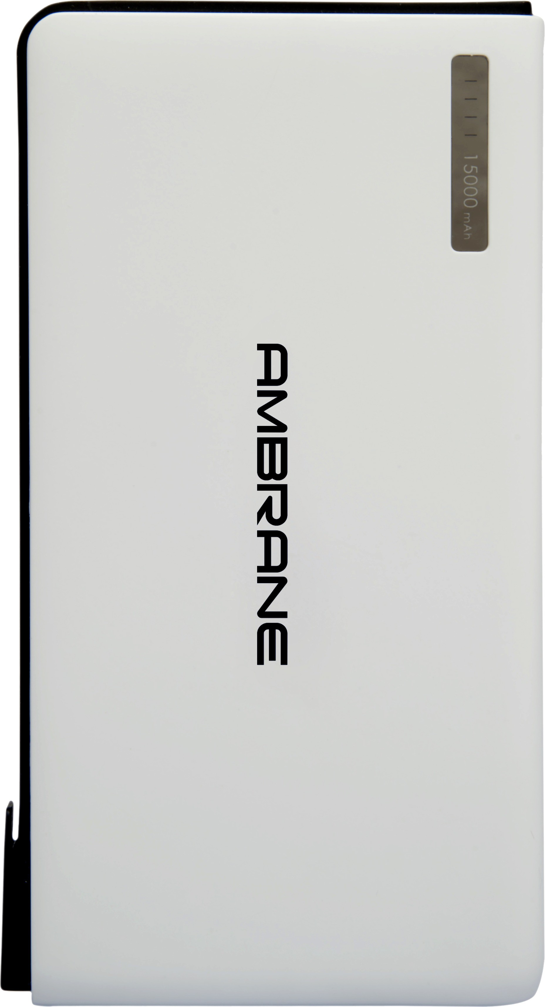 Ambrane PP-1500 White NA 15000 mAh Power Bank(White, Lithium Polymer)