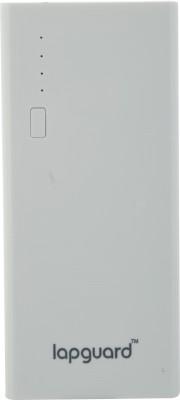 Lapguard LG514 13000 mAh Power Bank(White, Lithium-ion)