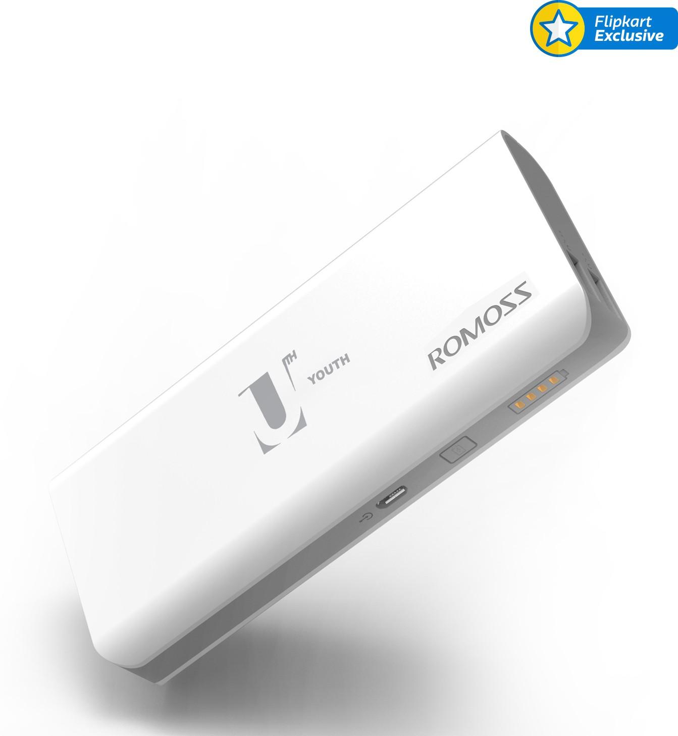 Flipkart - 10,000 mAh Power Bank UTH