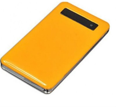 Shrih SH-0064 Ultra Slim 5000 mAh Power Bank(Yellow)