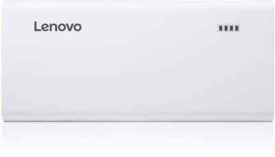Lenovo PA 10400 10400 mAh Power Bank(White, Lithium-ion)
