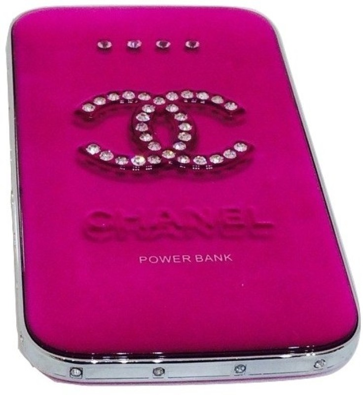 Shrih SHR-9170 Crystal Ultra Thin Mirror  8800 mAh Power Bank(Rose Red, Lithium-ion)