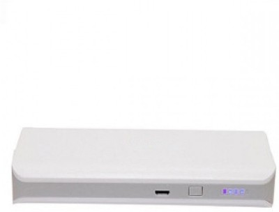 A Connect Z RM-A101 RMI Amazing - 206 10000 mAh Power Bank(White, Lithium-ion)