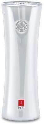 Iball PB-2200E Portable White 2200 mAh Power Bank(White)