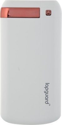 Lapguard LG803 20800 mAh Power Bank(White, Red, Lithium-ion)