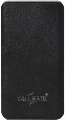 Callmate Power Bank 65465 8000 mAh Power Bank(Black)