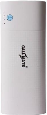 Callmate CL 612 20000 mAh Power Bank(White)