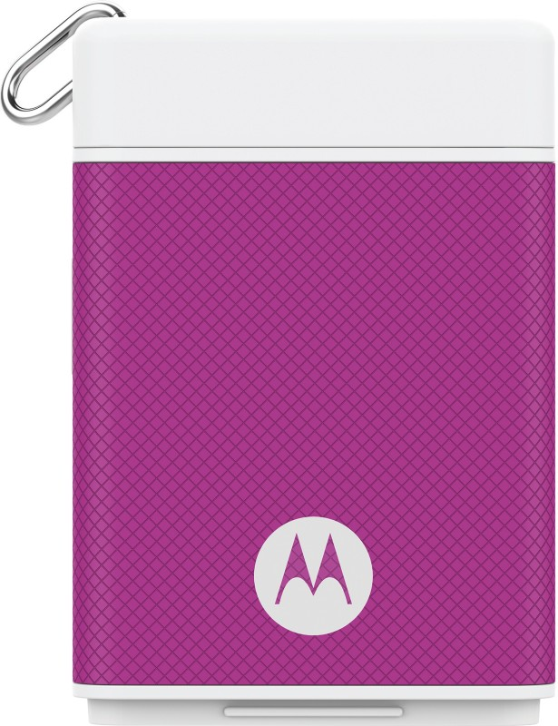 Motorola P1500 Quartz 1500 mAh Power Bank(Dark Blue, Lithium Polymer)