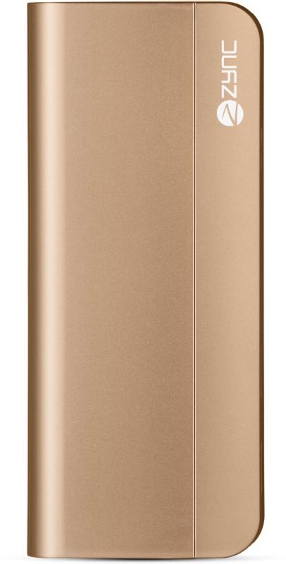 Zync PB999 Elegant 10400 mAh Power Bank(Gold, Lithium-ion)