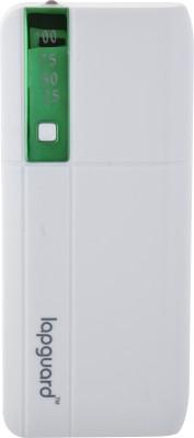Lapguard LG515 13000 mAh Power Bank(White, Green, Lithium-ion)