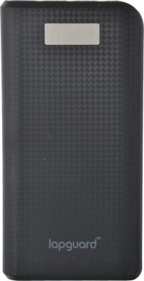 Lapguard LG807 20800 mAh Power Bank(Black, Lithium-ion)