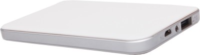 Callmate UV 6000 mAh Power Bank(Silver)
