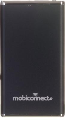 Mobiconnect MPB-4003 Slim Black 4000 mAh Power Bank(Black)