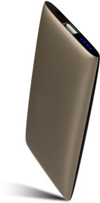 A Connect Z RM-A01 Gnai Stylish Fast Charge - 14 10000 mAh Power Bank(Gold, Lithium-ion)