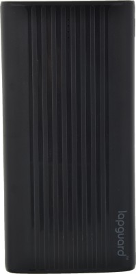 Lapguard LG804 20800 mAh Power Bank(Black, Lithium-ion)