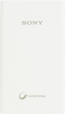 Sony CP-V9 8700 mAh Power Bank(White)