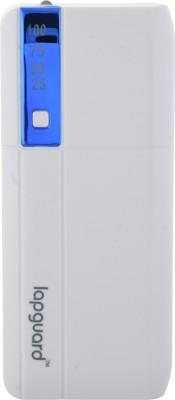 Lapguard LG515 13000 mAh Power Bank(White, Blue, Lithium-ion)