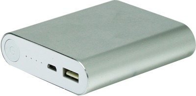 Acromax AM 10400 for T424X Touch Cruise 10400 mAh Power Bank(SILVER)