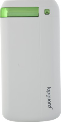 Lapguard LG803 20800 mAh Power Bank(White, Green, Lithium-ion)