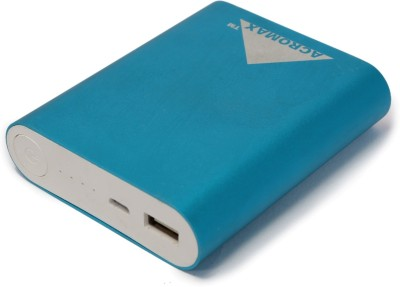 Acromax Am-104 Super Fast Charger 10400 mAh Power Bank(Blue, Lithium-ion)