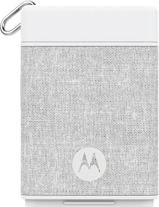 Motorola P1500 Power Pack Micro 1500 mAh Power Bank(White, Lithium...