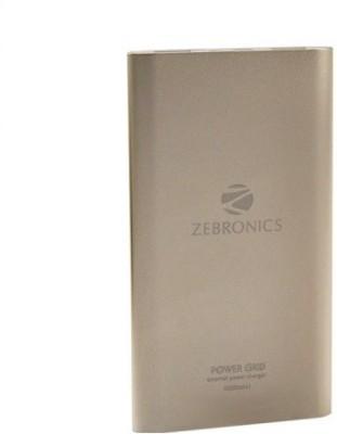 Zebronics ZEB PG4000 Zebronics PG-4000 Power Bank 4000 mAh