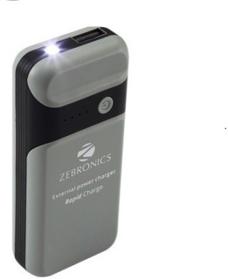 Zebronics ZEB-PG4000L1 Power Bank 4000 mAh