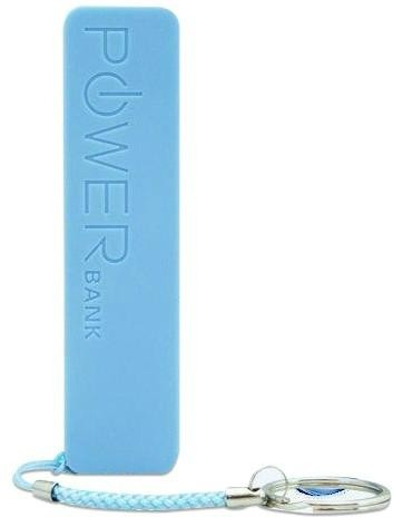 Sonicoot 2400- mAh Power Bank Soni A17 2400 mAh Power Bank(Blue, Lithium-ion)