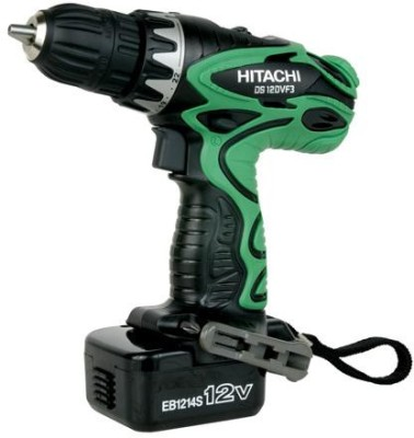 Hitachi DS12DVF3 Pistol Grip Drill