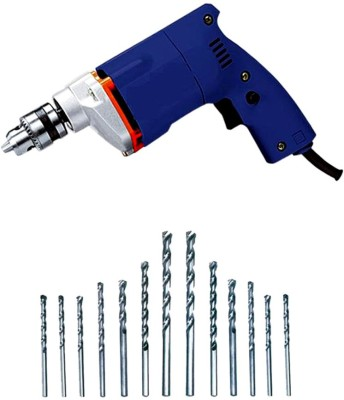 Ideal Electric Drill 10 Dc Pistol Grip Drill(10 mm Chuck Size)
