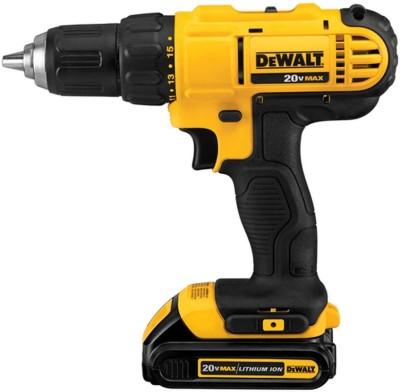 Dewalt DCD771C2 18V Li-Ion Compact Drill/Driver Kit
