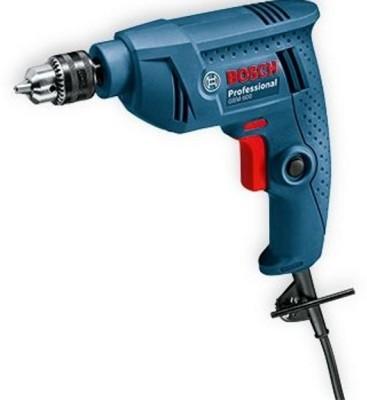 Bosch GBM 600 Professional Pistol Grip Drill(6.5 mm Chuck Size)