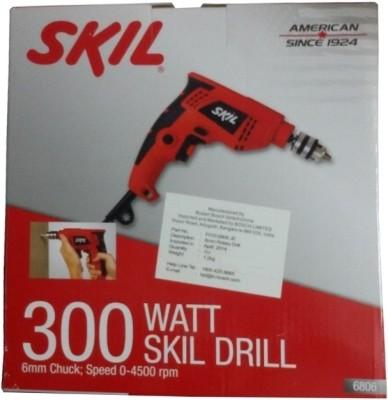 Bosch - Skil F.015.680.6JE-081 Pistol Grip Drill