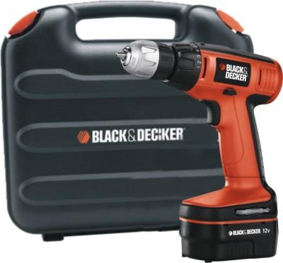 Black & Decker EPC12K2-B1 Pistol Grip Drill